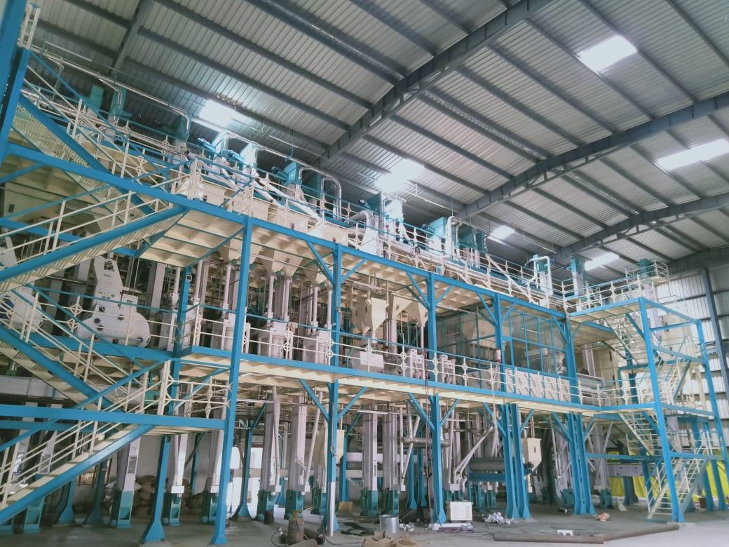 Rice Mill Sitarganj Uttarakhand